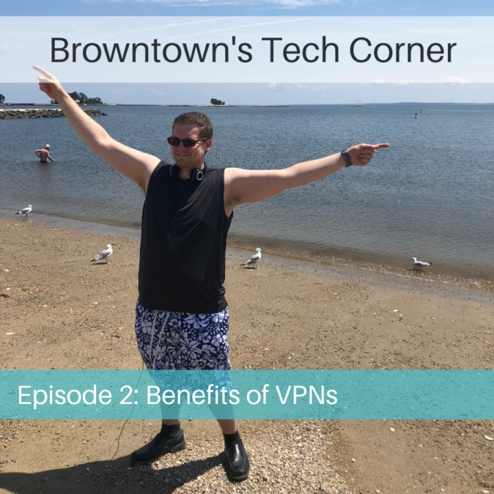 Benefits of VPNs
