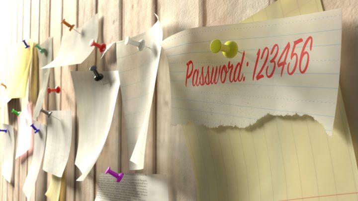 Password Security: Don't Let Your Password Haunt You