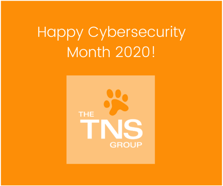 Cybersecurity Month 2020